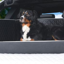 Hundebett Travelmat für den Kofferraum