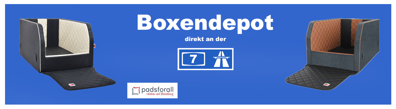 Boxendepot Padsforol